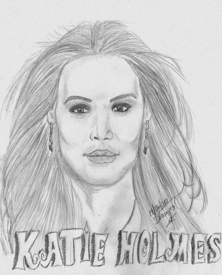 Katie Holmes par Dani_vasquez